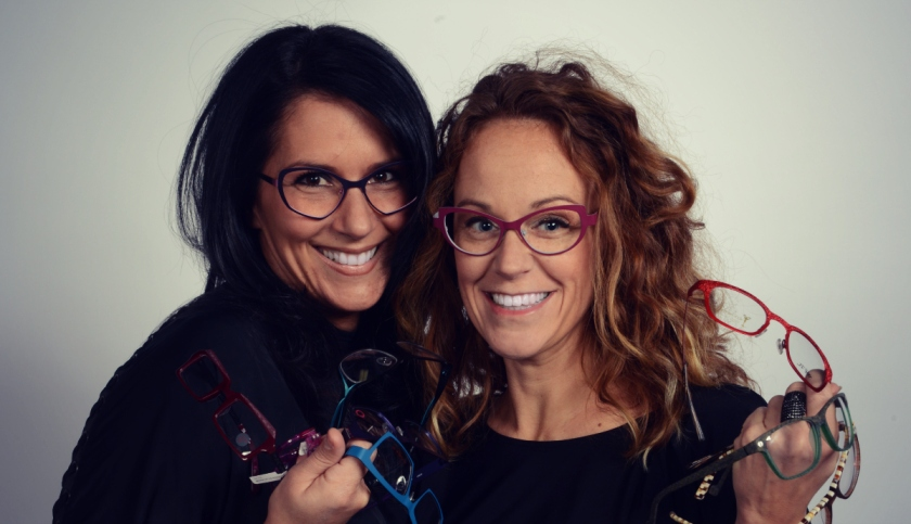 Nathalie et Roxane